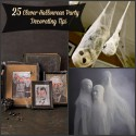 25 Very Clever Halloween Party Decorating Tips