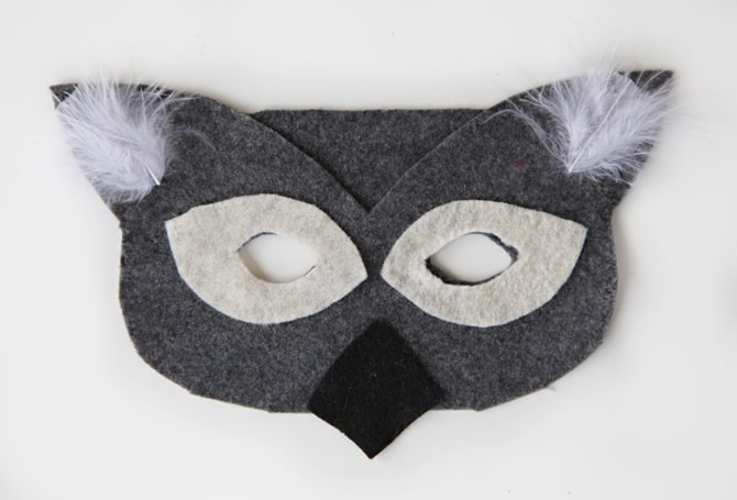 DIY No-Sew Animal Masks (Free Template) | Pretty Prudent