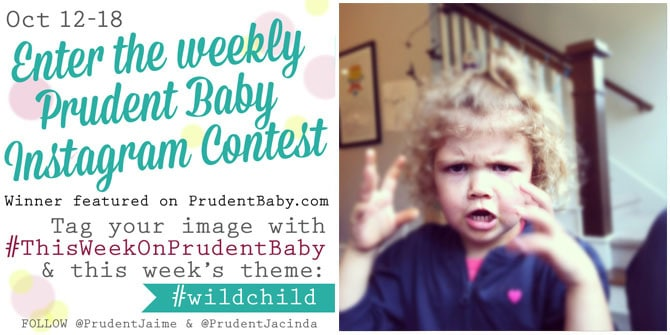 Instagram Contest_ Wild Child