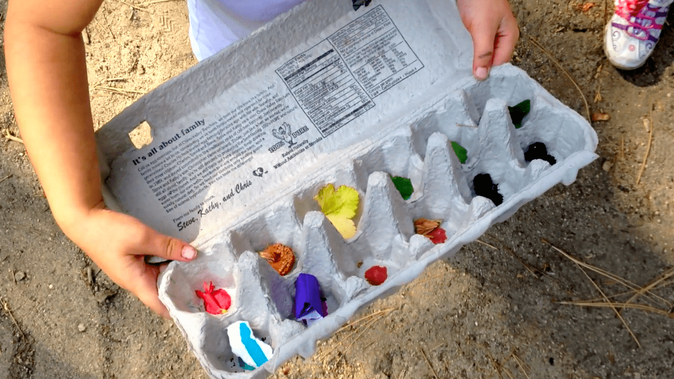 Three Crafty Kids Activities For The Great Outdoors
