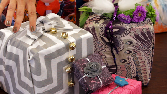 Furoshiki: How to Simply Wrap Gifts with Fabric