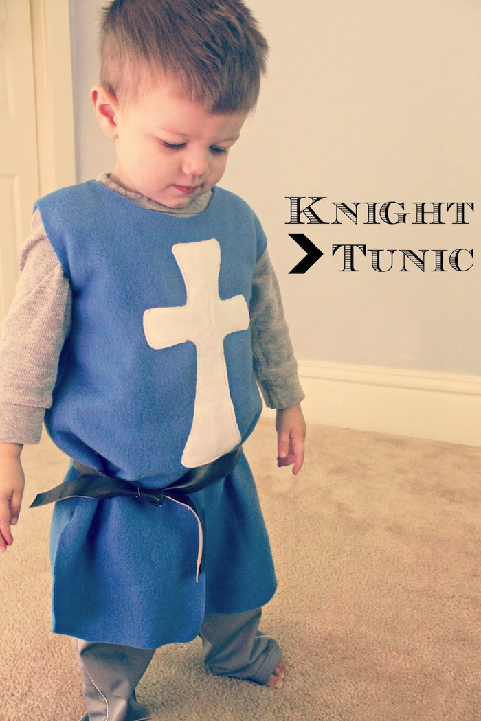 DIY Knight's Tunic ⋆ Pretty Prudent