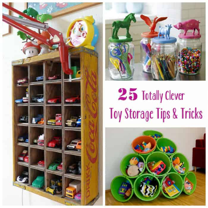 Let S Get Organized Craft Rooms Toys Closets And Clever Tips