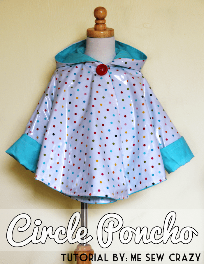 How to Sew a Raincoat | Pretty Prudent