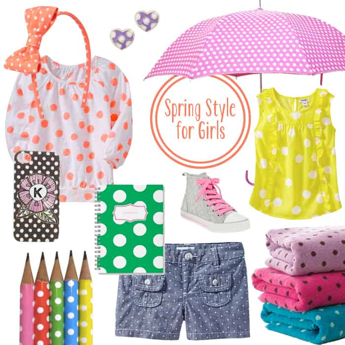 Style Forecast: Polka Dots for Spring! | Pretty Prudent