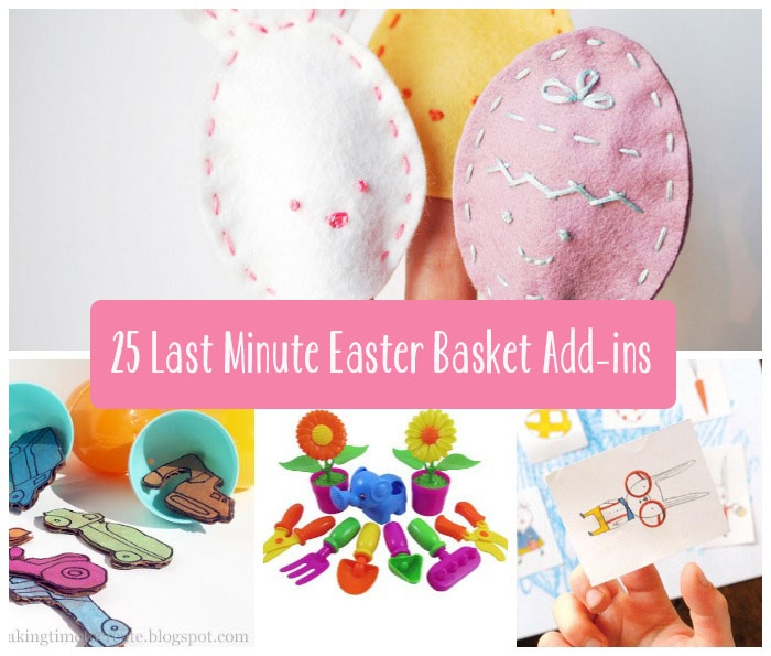 Bright ideas and easter baskets add ins pretty prudent save these 25 last minute negle Choice Image