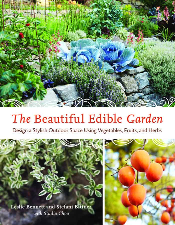 gardening tips from the authors of the beautiful edible garden pretty prudent. Black Bedroom Furniture Sets. Home Design Ideas