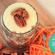 Microwave Carrot Mug Cake Recipe