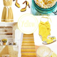 Color Wheel Pick of the Day: Yellow