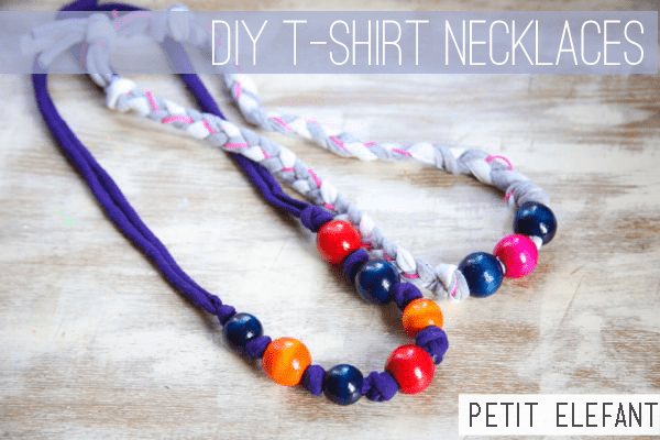 DIY-t-shirt-necklaces-with-beads