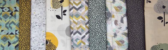 Designer Modern Fabric