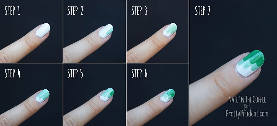 Springing into summer nail art tutorial pretty prudent springing into summer nail art tutorial prinsesfo Image collections