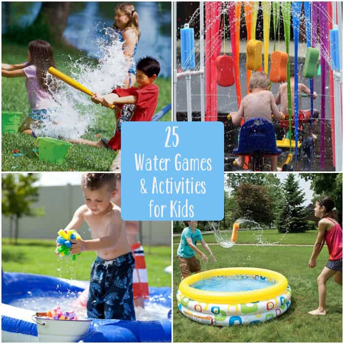 pics photos 25 water outdoor games and activities for kids