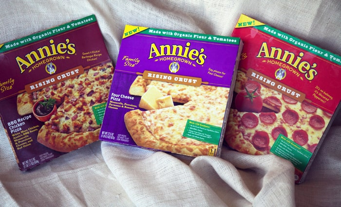 Annie's Pizza Night