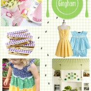 Pattern We Love - Gingham