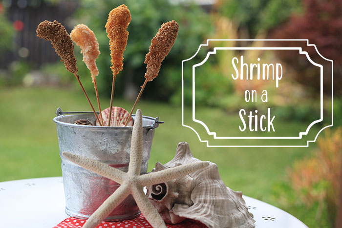 Shrimp on a stick recipe