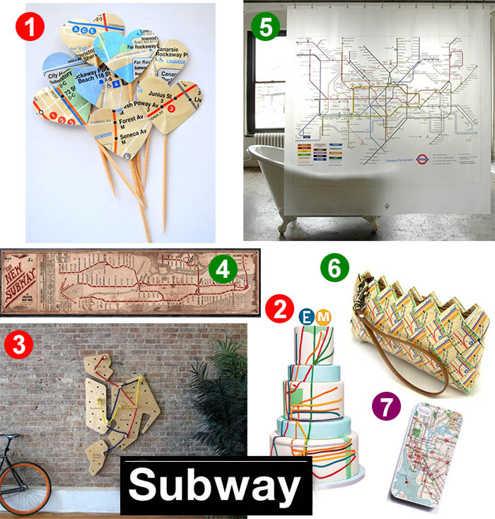 Trends We Love: Subway ⋆ Pretty Prudent