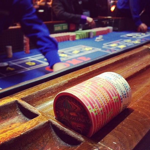 aruba gambling craps