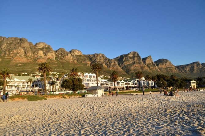 Cape Town Camps Bay Hotel