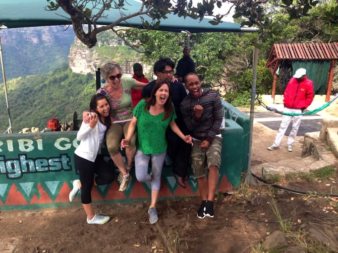 oribi gorge swing