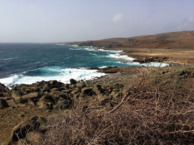 aruba north side