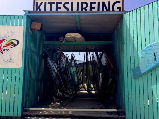 wind surfing aruba
