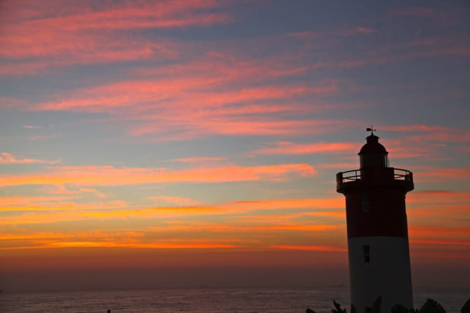 Oyster Box Hotel Sunrise Durban South Africa