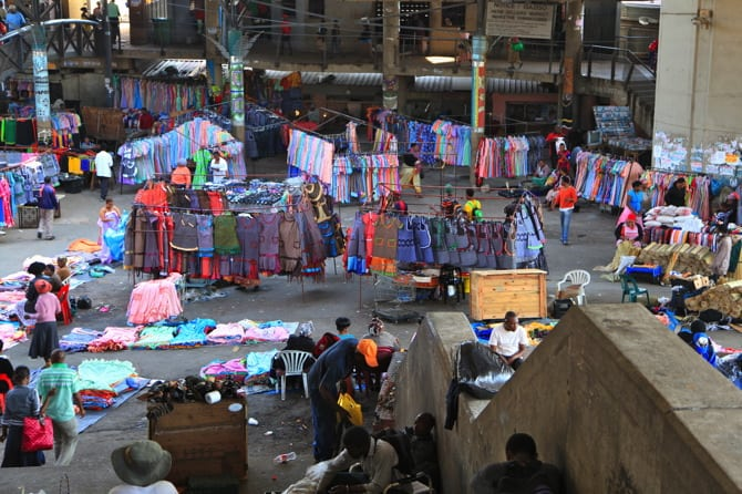 Victoria Market Durban South Africa
