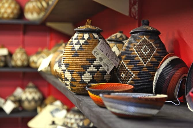 Zulu baskets south africa