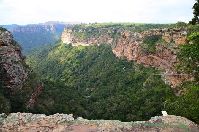 oribi gorge south africa kwazulu natal