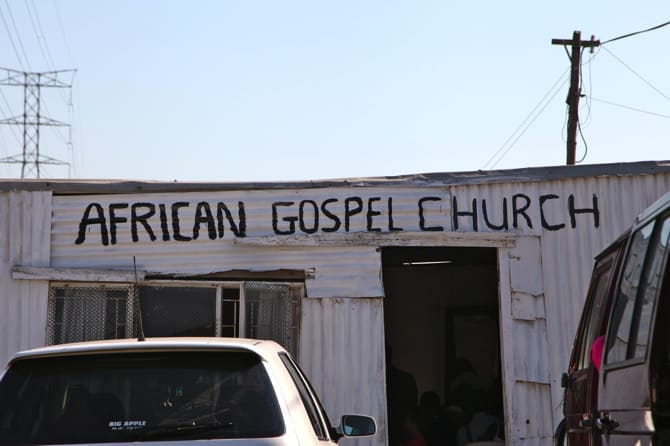 langa african gospel church