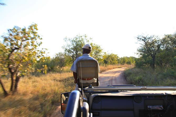 kapama game reserve tracker