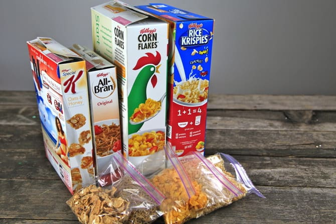 which cereal makes the best breading?