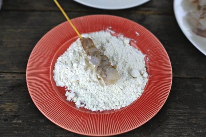 flour for breading