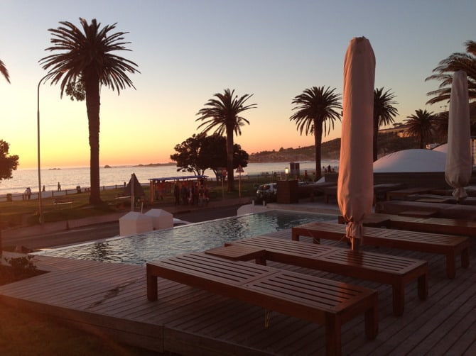 The Bay Hotel Cape Town Pool