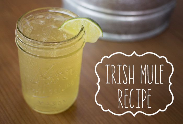 thanksgiving mule recipe
