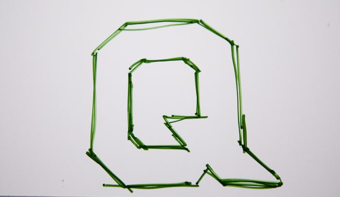 Quilted Monogram