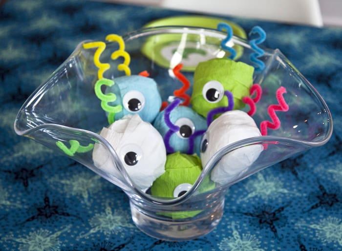 Monsters U Monsters Inc Party
