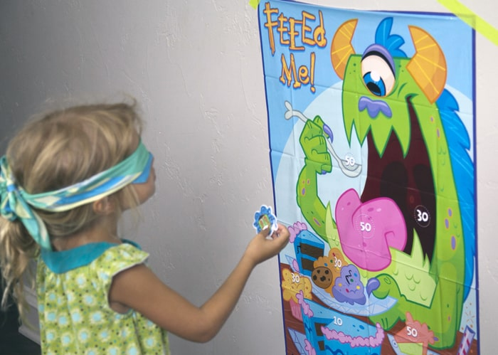 Monsters inc Monsters University Party