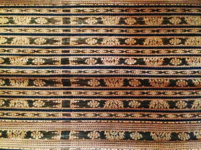 tribal weaving