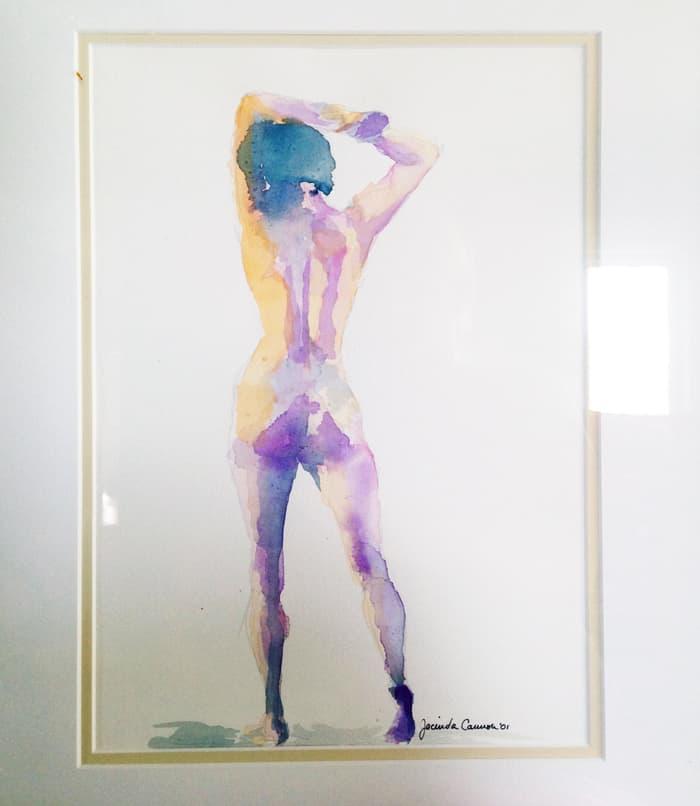 Jacinda Boneau Watercolor