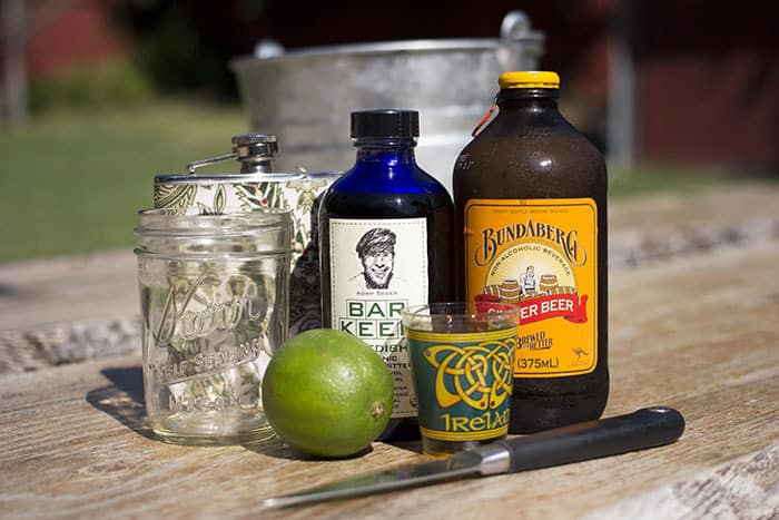 Irish mule cocktail recipe pretty prudent for Mixed drink recipes by ingredient