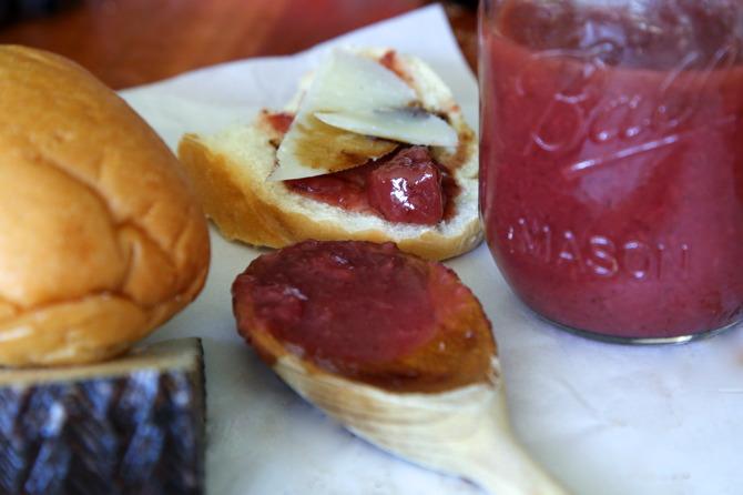 strawberry balsamic jam recipe 1