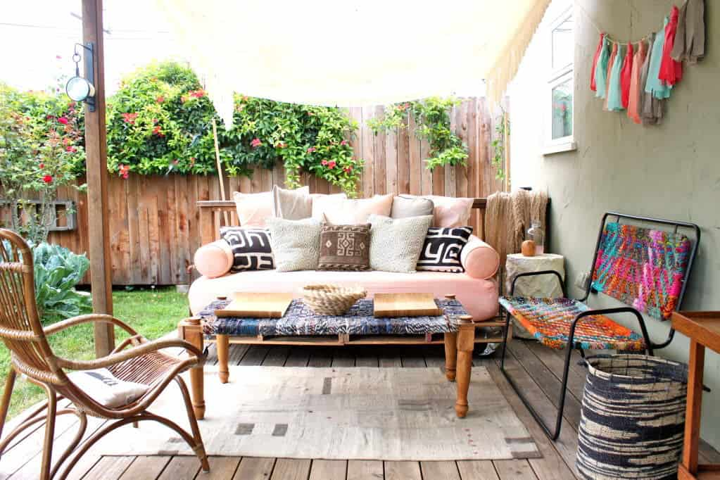 pretty prudent patio