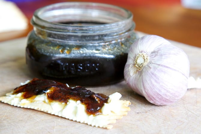 roasted garlic jam recipe