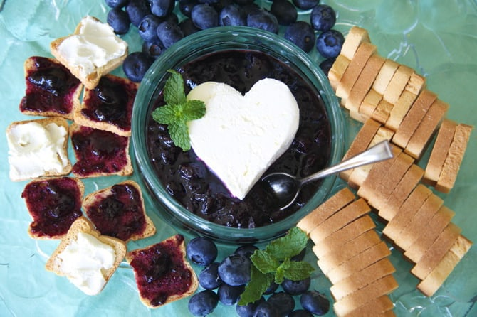 blueberry mint jam recipe 3