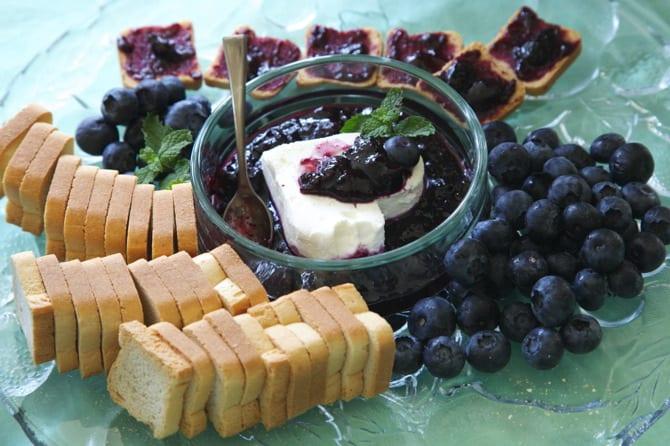 blueberry mint jam recipe 5