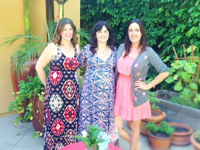 made in ca baby shower jaime morrison curtis