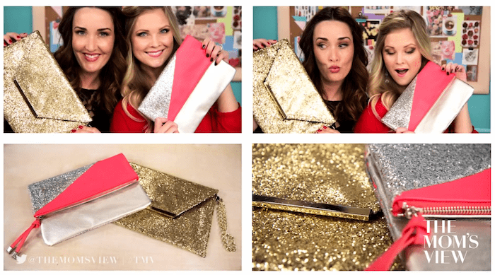 The DIY Challenge on the Moms ViewDIY Kate Spade Inspired