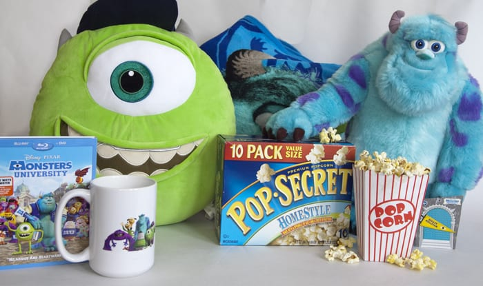 Monsters University Gift PAck